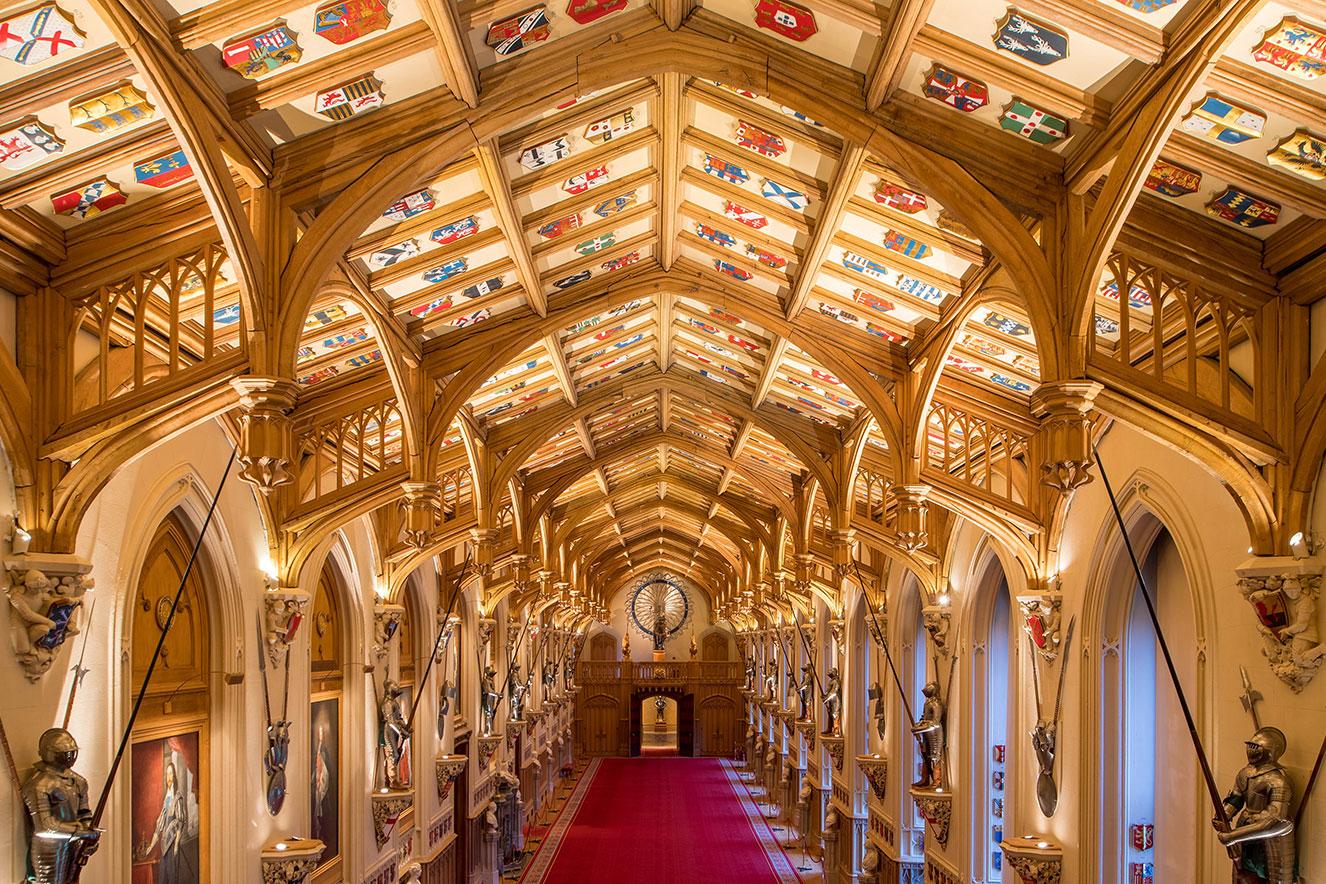 igreja casamento príncipe harry e meghan markle