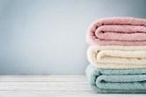 quando lavar toalhas