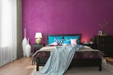 quartos coloridos