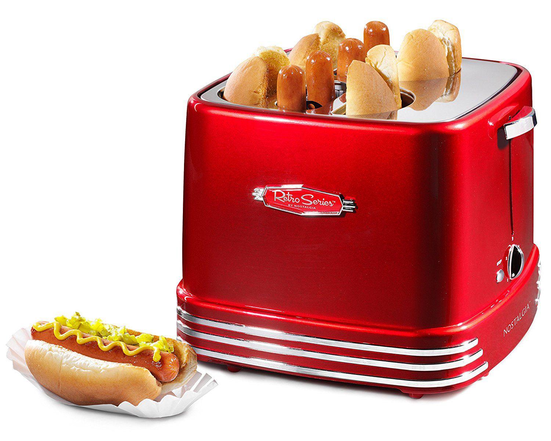 Tostadeira de Hot Dog