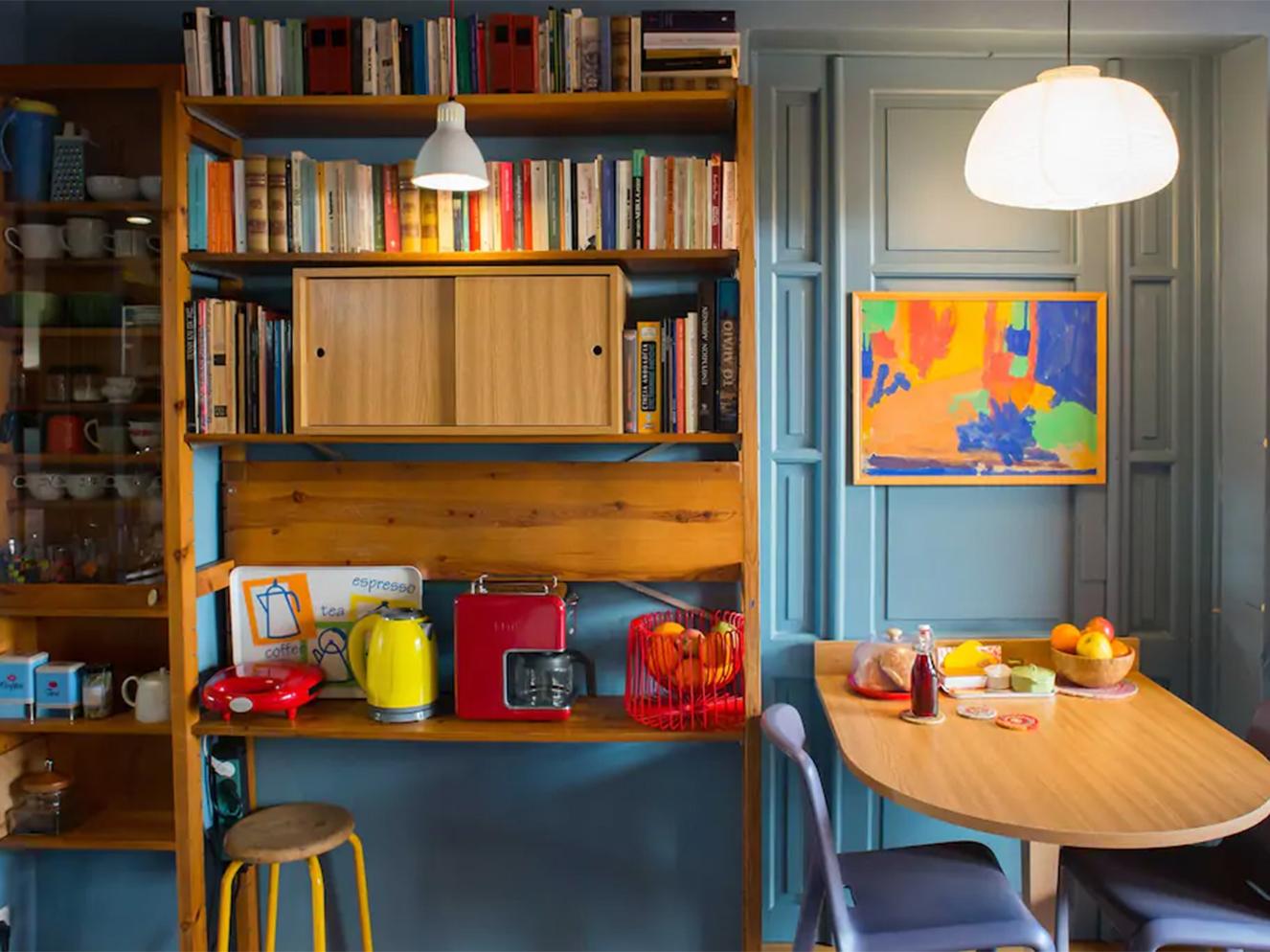 inspiração apartamentos pequenos airbnb