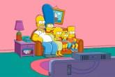 sala Os Simpsons