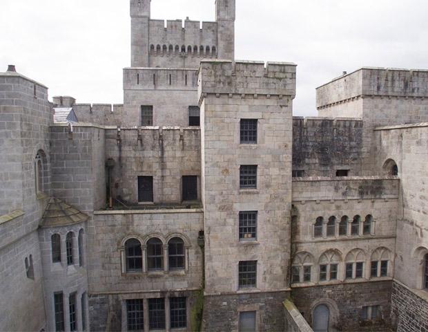 castelo Irlanda do norte