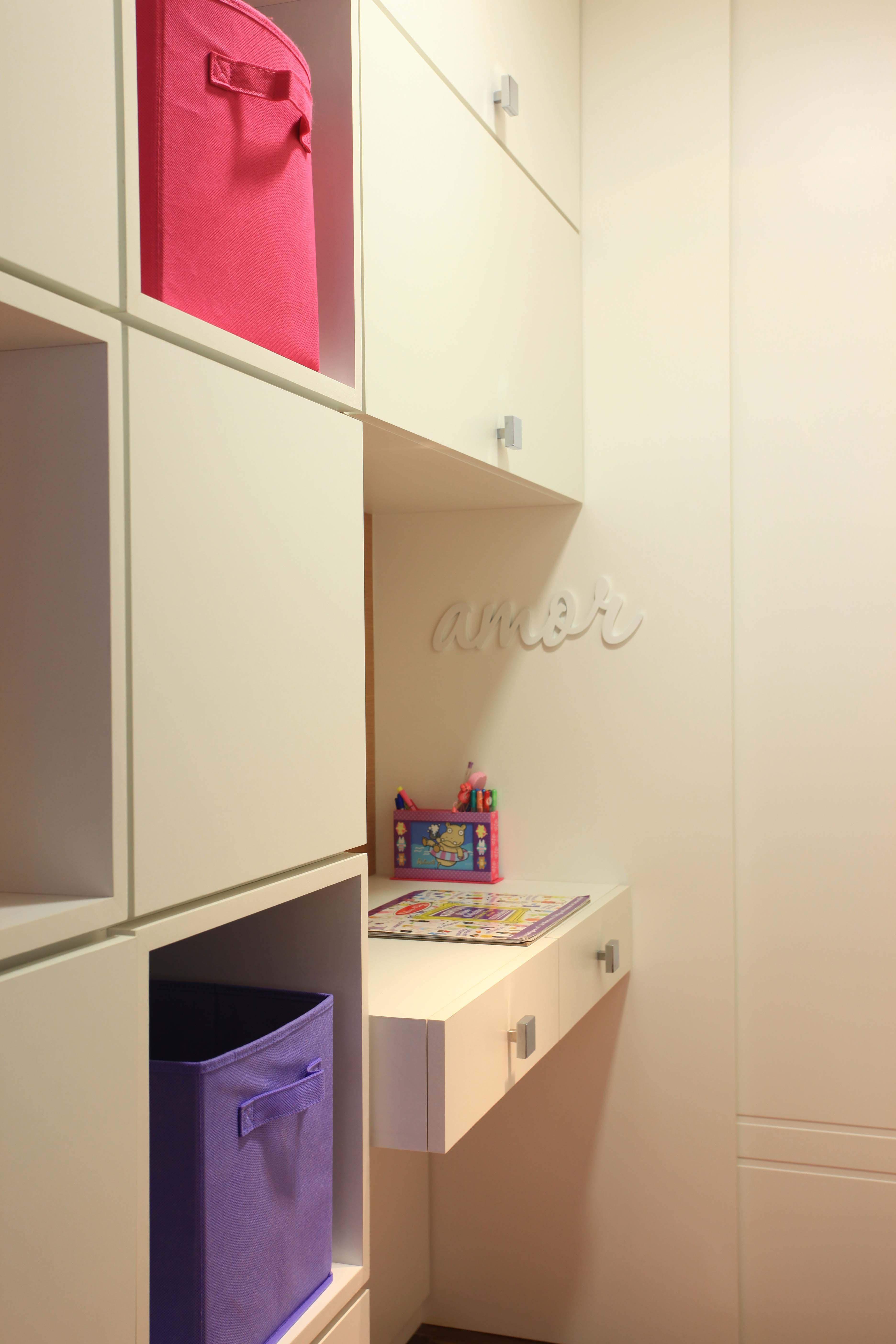 Armário quarto infantil