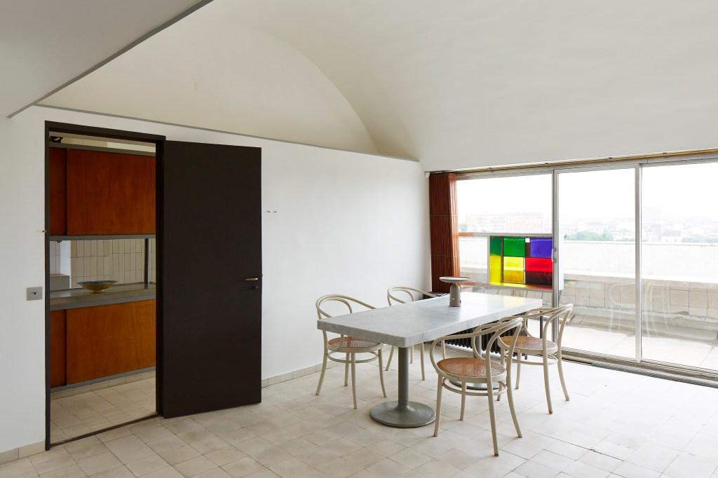 Apartamento de Le Corbusier em Paris