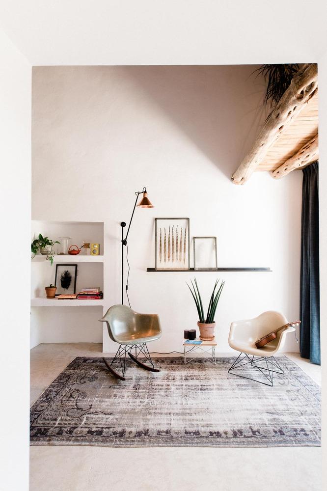 Casa no campo em Ibiza