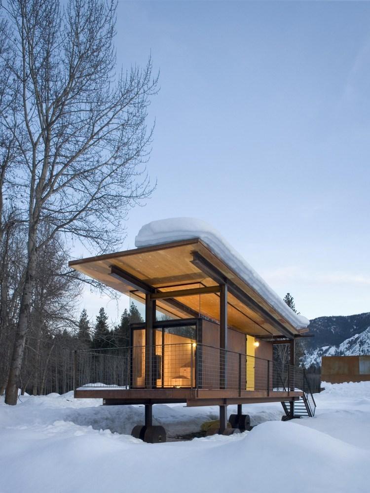 Arquitetura Cabanas