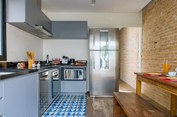 cozinhas pequenas planejadas