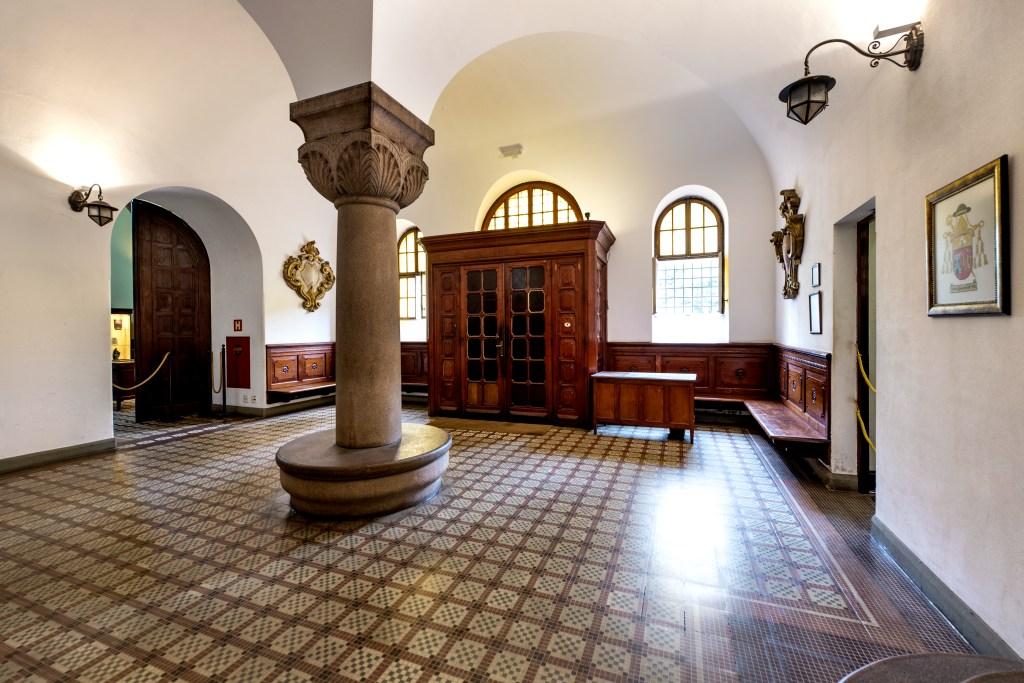 Mosteiro de São Bento, no centro histórico de São Paulo
