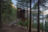 casa-na-árvore-de-madeira