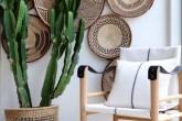 cestas-com-plantas-decoração