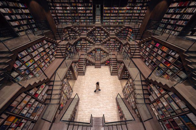 7 livrarias incríveis assinadas pelo escritório X+living