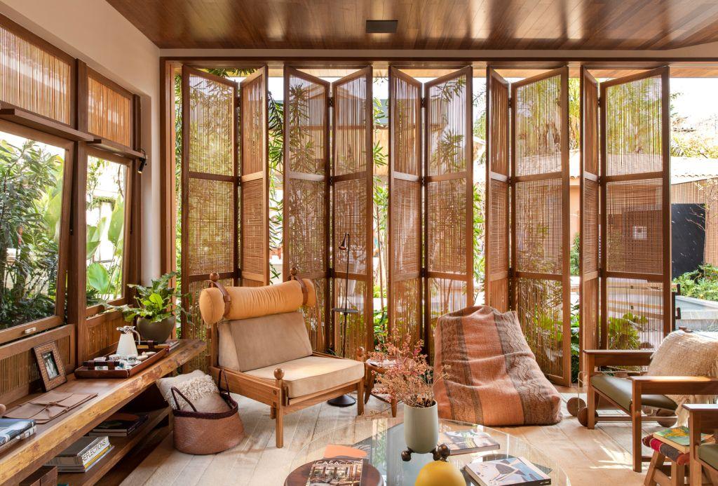 Decoração com madeira: 5 ideias para você inserir em casa