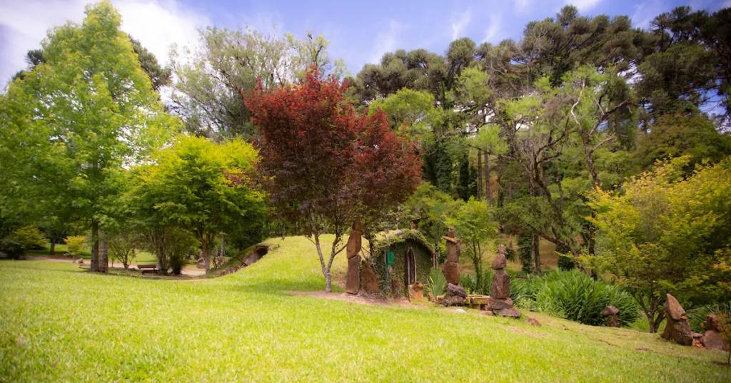 Casas temáticas do Airbnb no Brasil: hobbits, heróis e amantes de vinho