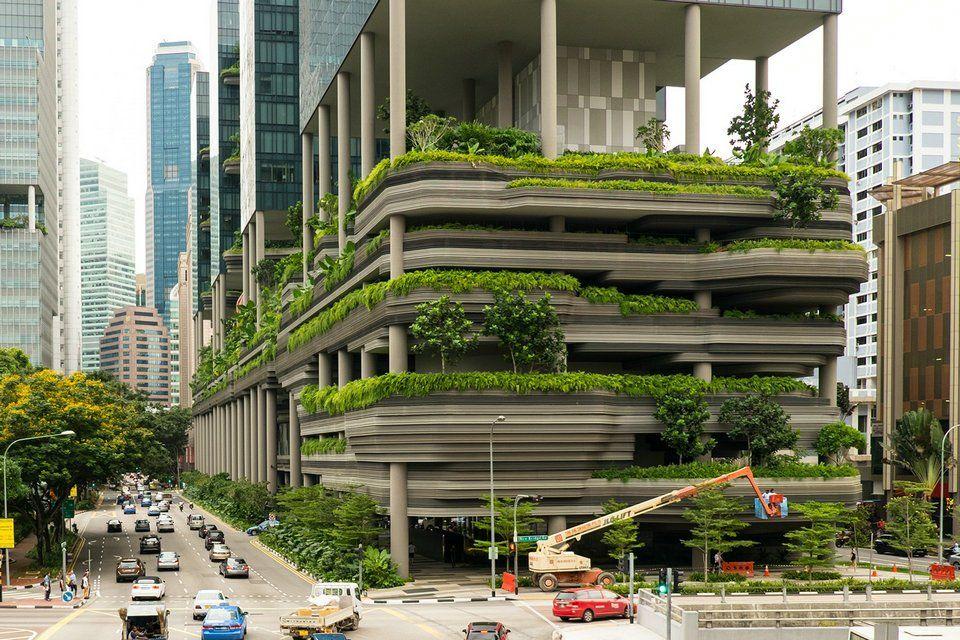 Green buildings: uma solução ecológica para a arquitetura das cidades