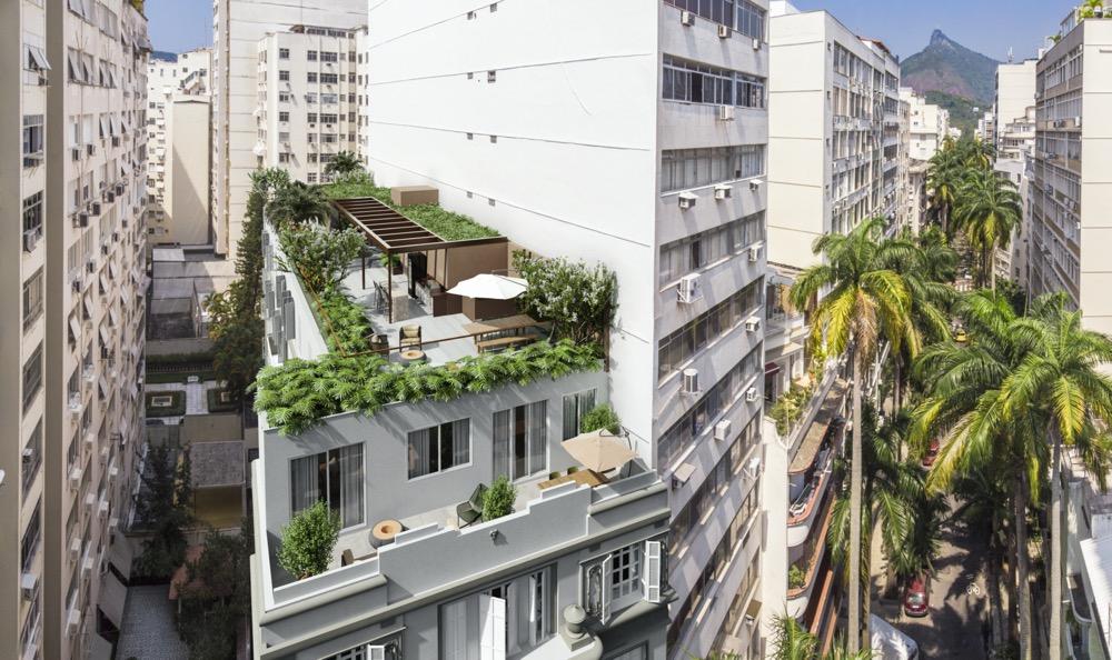 No Rio, retrofit transforma antigo hotel Paysandu em residencial