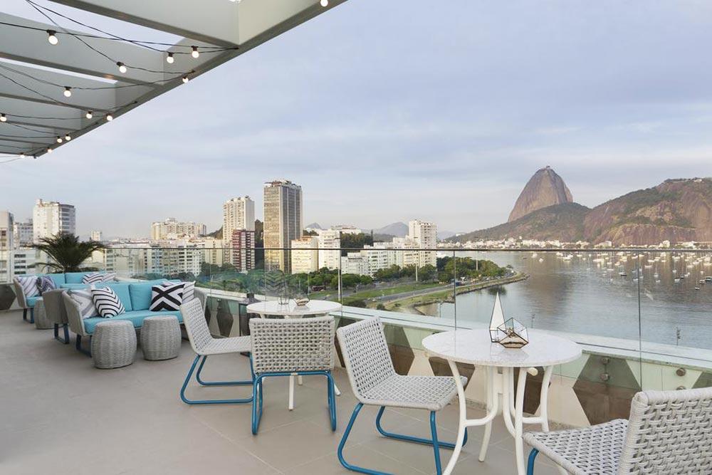 Rooftop: a tendência na arquitetura contemporânea