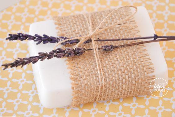 Como fazer sabonete artesanal para presentear