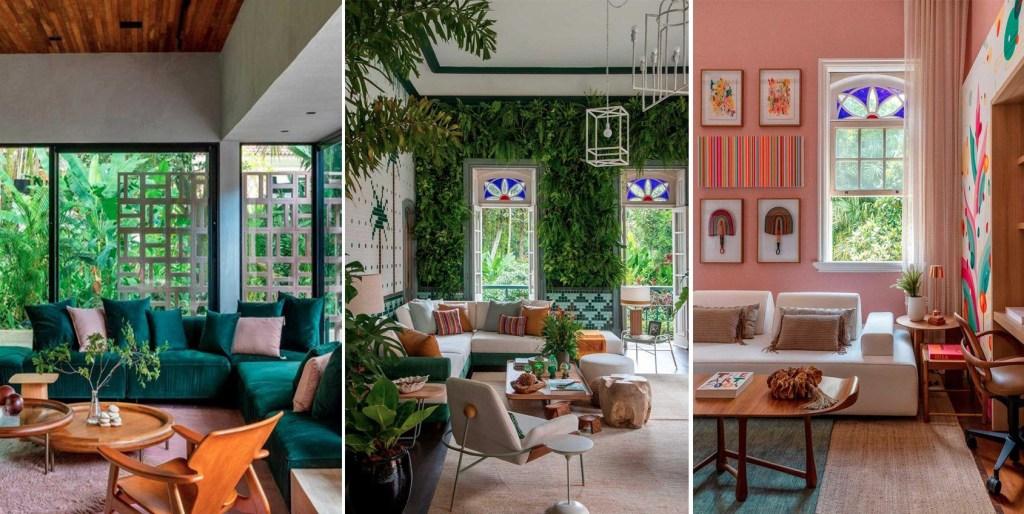 salas de estar; CASACOR RIO 2021