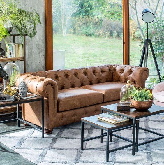 Descubra qual é o sofá ideal para sua sala de estar