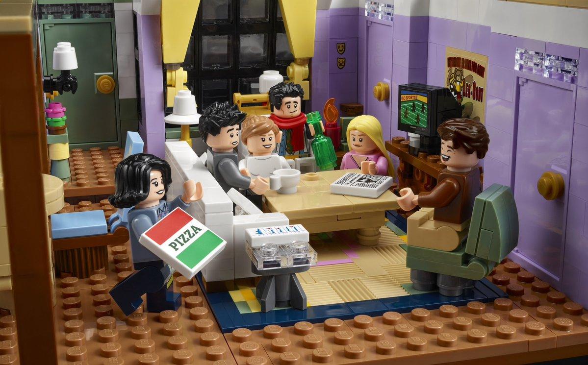 AAAA Vai ter LEGO de Friends sim!