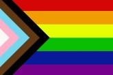 Designer recria a bandeira LGBTQIA+ com mais cores e inclusividade!