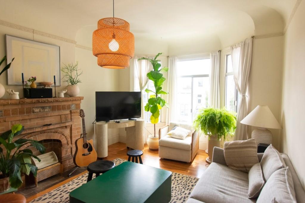 As melhores plantas para sua sala de estar