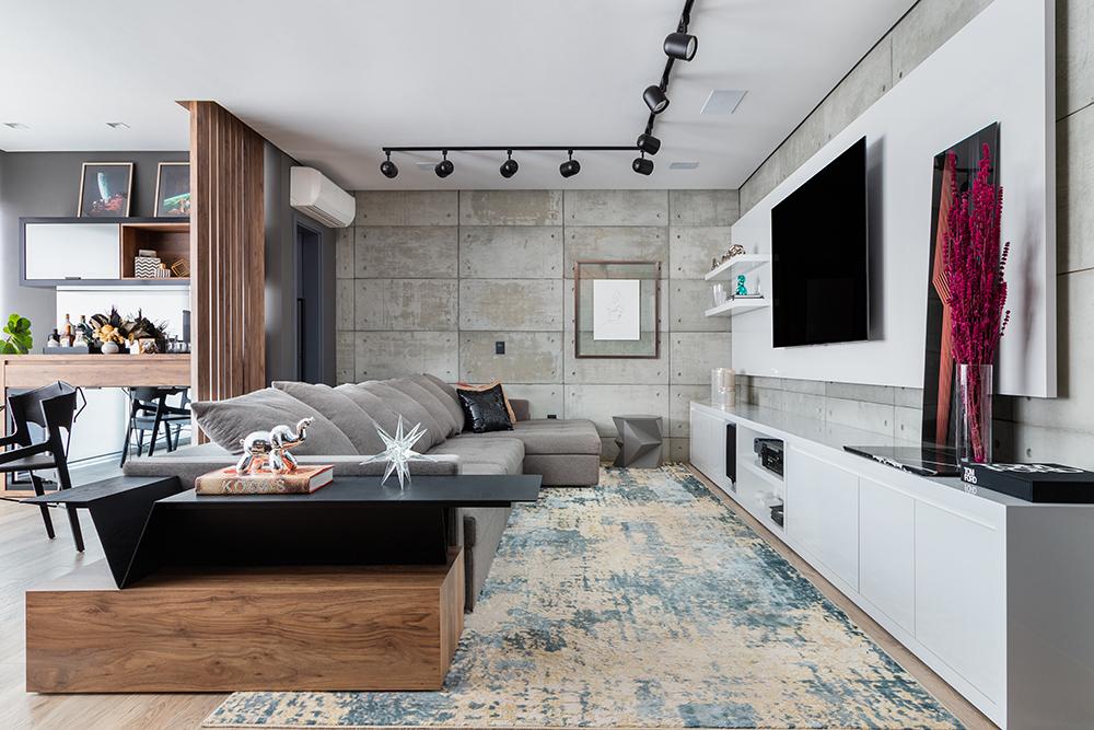 Filme Pulp Fiction inspira décor de casa de 280 m² em São Paulo