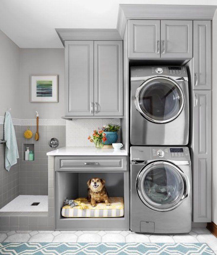 10 ideias criativas para renovar a lavanderia