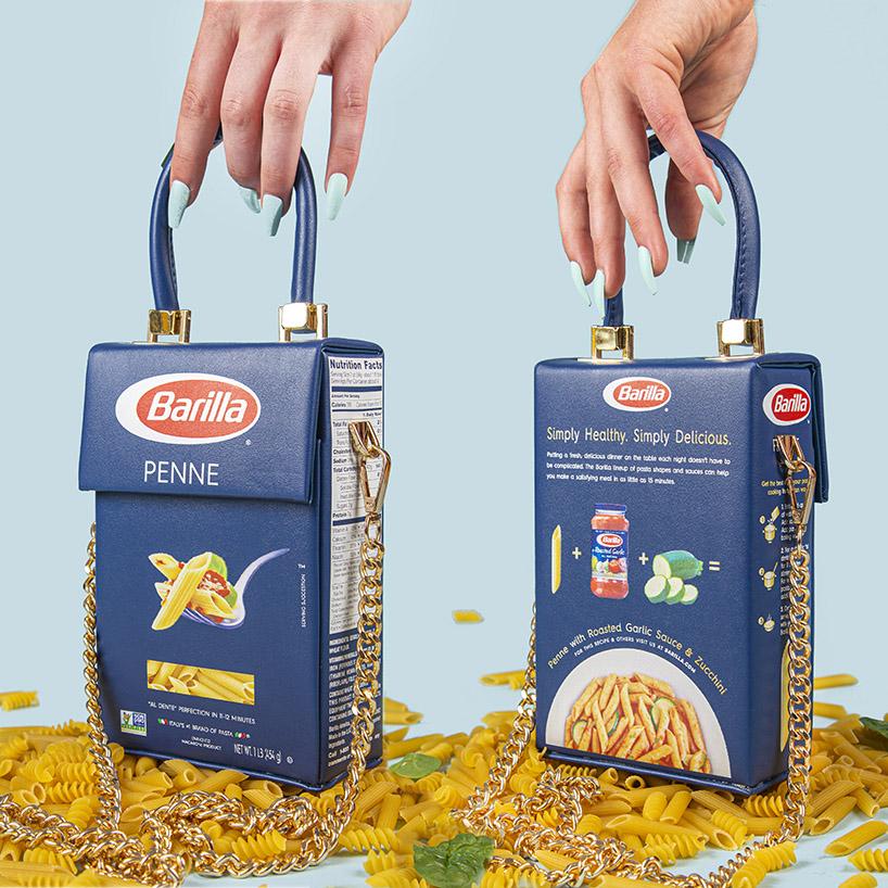 2 bolsas de macarrao de grife sao uma realidade Vision Art NEWS