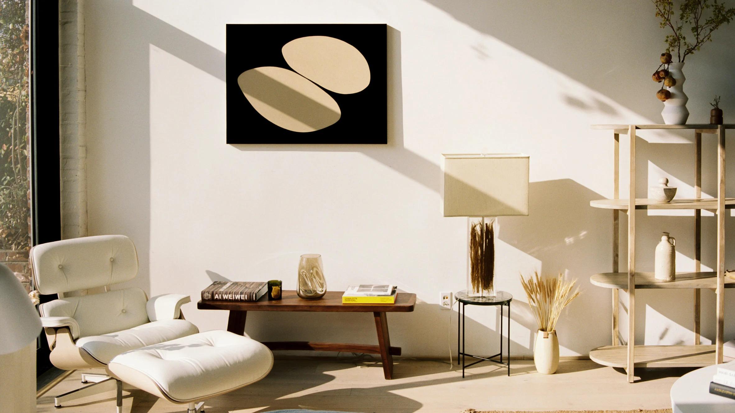 10 interiores com decoração moderna do meio do século