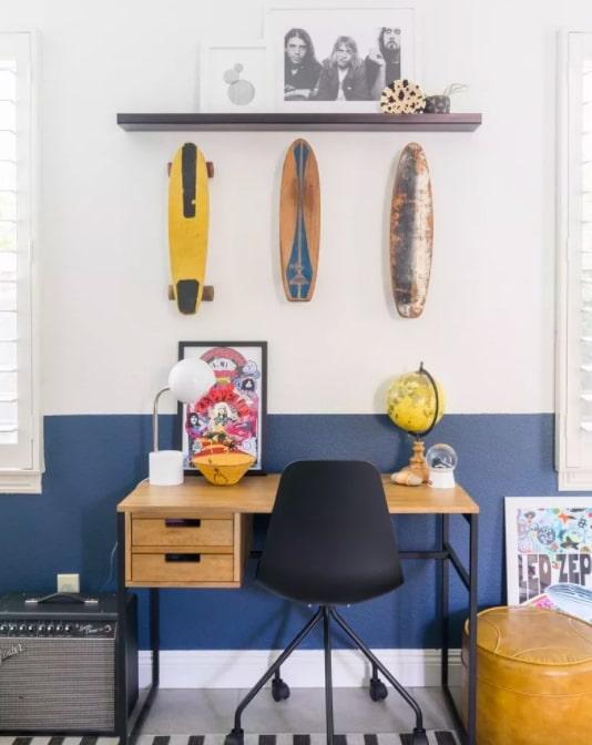 15 21 jeitos de decorar um quarto bem Vision Art NEWS