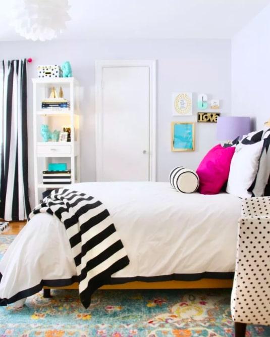 18 21 jeitos de decorar um quarto bem Vision Art NEWS