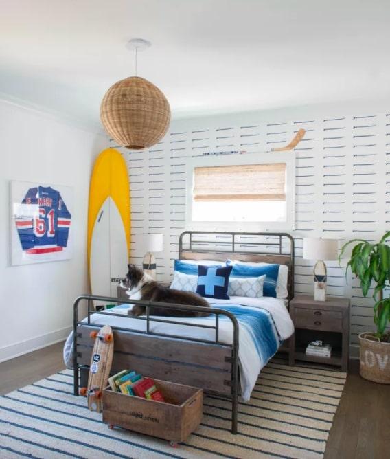 20 21 jeitos de decorar um quarto bem Vision Art NEWS