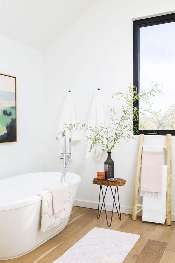 21 dicas para ter um banheiro em estilo escandinavo