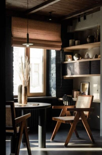 3 10 interiores rusticos de tirar o folego Vision Art NEWS