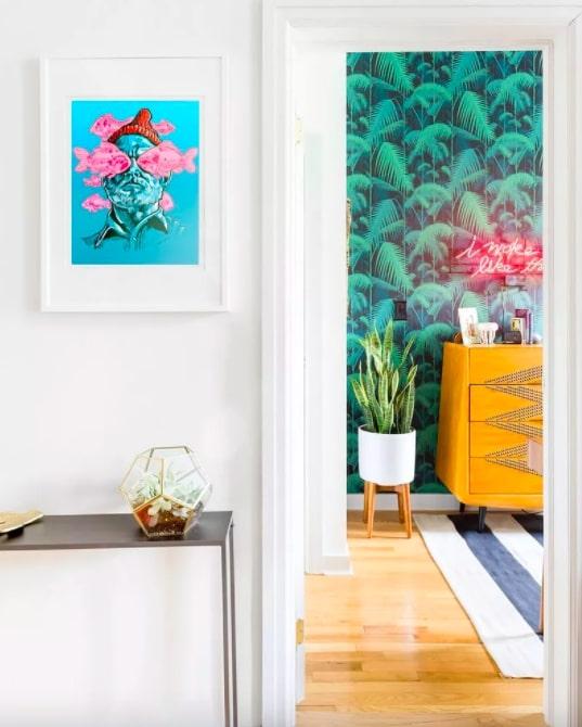 4 21 jeitos de decorar um quarto bem Vision Art NEWS