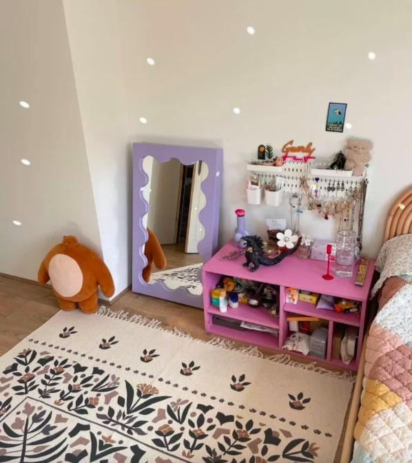 5 21 jeitos de decorar um quarto bem Vision Art NEWS