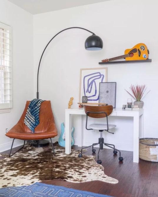 7 21 jeitos de decorar um quarto bem Vision Art NEWS