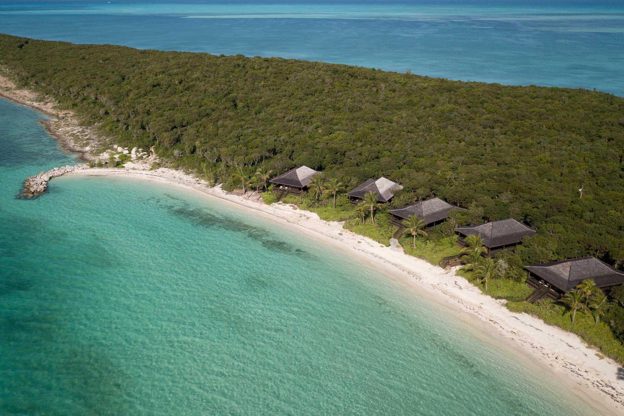 """Série """"Aluga-se um paraíso"""": opções de ilhas particulares"""