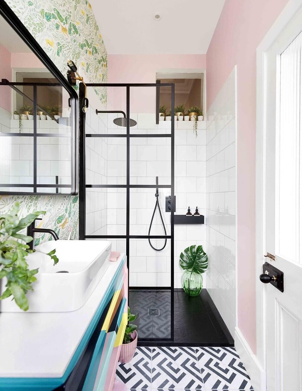 6 formas simples (e baratas) de deixar seu banheiro mais chic