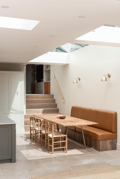 2 cozinha se abre para o jardim nesta casa em Vision Art NEWS