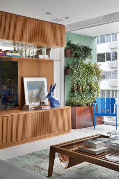 Apartamento assinado pela arquiteta PATRICIA FIUZA fotos Denilson Machado MCA Estudio foto 10 Vision Art NEWS
