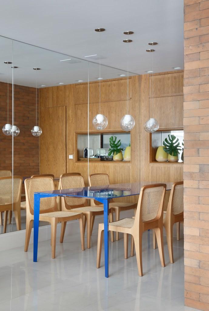 Apartamento assinado pela arquiteta PATRICIA FIUZA fotos Denilson Machado MCA Estudio foto 13 Vision Art NEWS