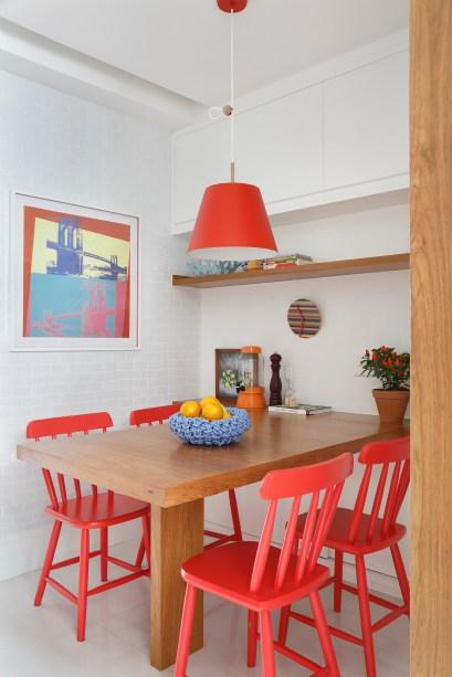 Apartamento assinado pela arquiteta PATRICIA FIUZA fotos Denilson Machado MCA Estudio foto 19 Vision Art NEWS
