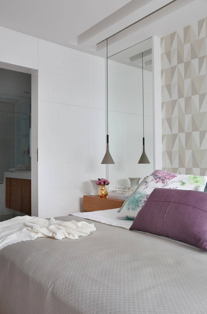 Apartamento assinado pela arquiteta PATRICIA FIUZA fotos Denilson Machado MCA Estudio foto 24 Vision Art NEWS
