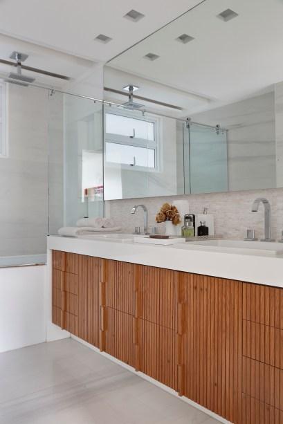 Apartamento assinado pela arquiteta PATRICIA FIUZA fotos Denilson Machado MCA Estudio foto 25 Vision Art NEWS