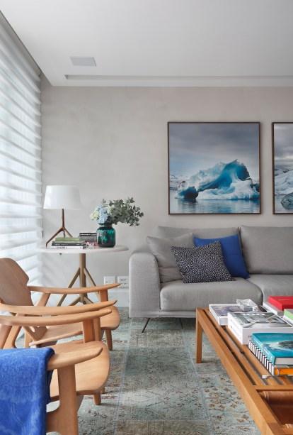 Apartamento assinado pela arquiteta PATRICIA FIUZA fotos Denilson Machado MCA Estudio foto 4 Vision Art NEWS
