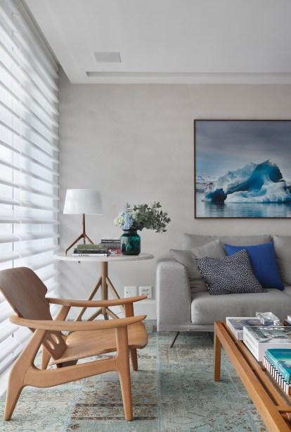 Apartamento assinado pela arquiteta PATRICIA FIUZA fotos Denilson Machado MCA Estudio foto 5 Vision Art NEWS