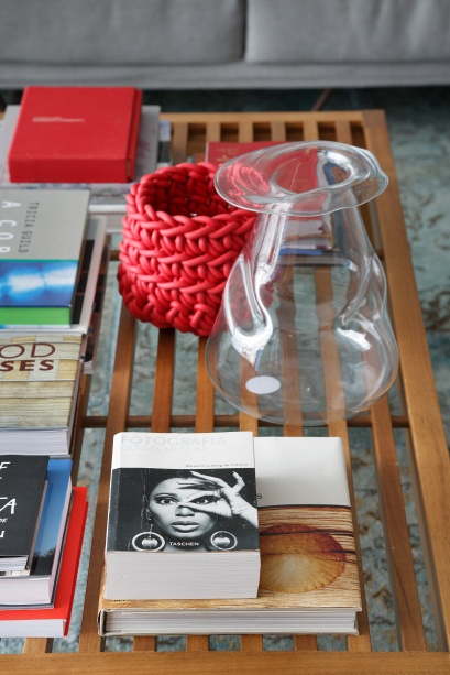 Apartamento assinado pela arquiteta PATRICIA FIUZA fotos Denilson Machado MCA Estudio foto 8 Vision Art NEWS